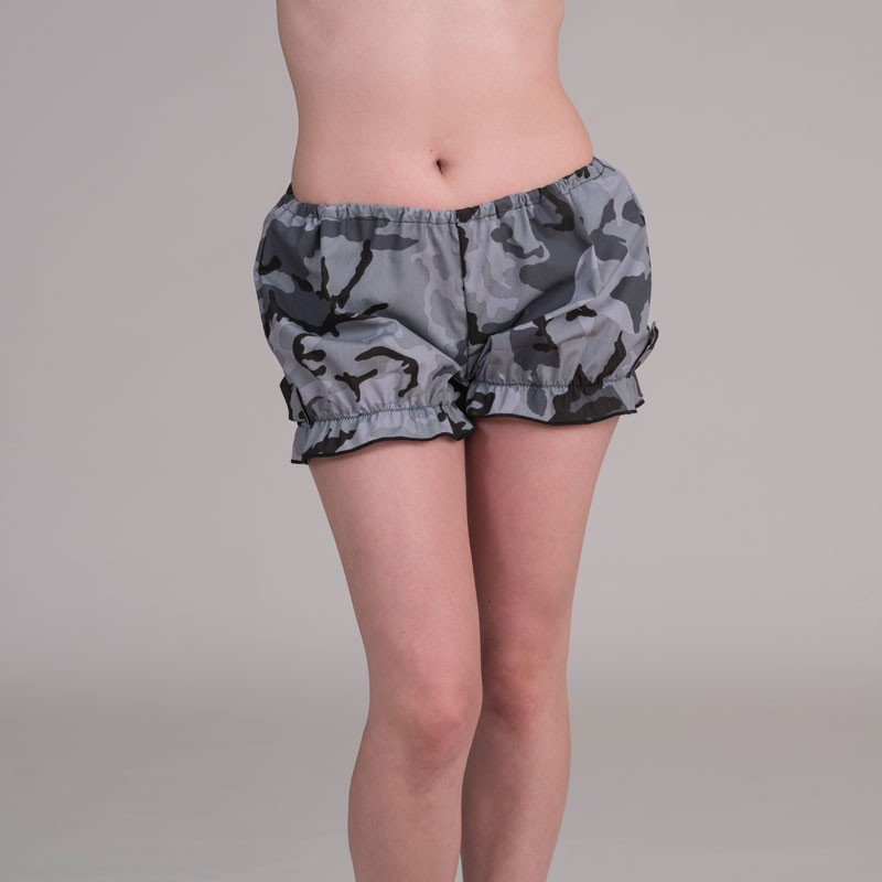 Urban camouflage bloomers