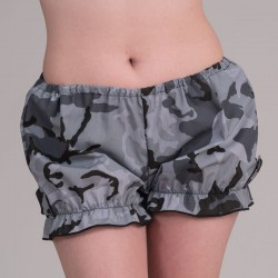 Urban camouflage bloomers - front