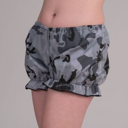 Urban camouflage bloomers - side
