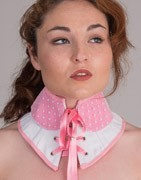 Neck corsets and posture collars for majestic attitude