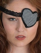 Eye patches to protect you in style